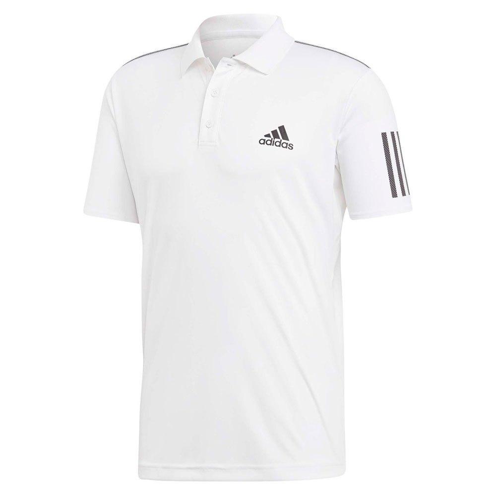 Adidas Club 3 Stripes M White / Black