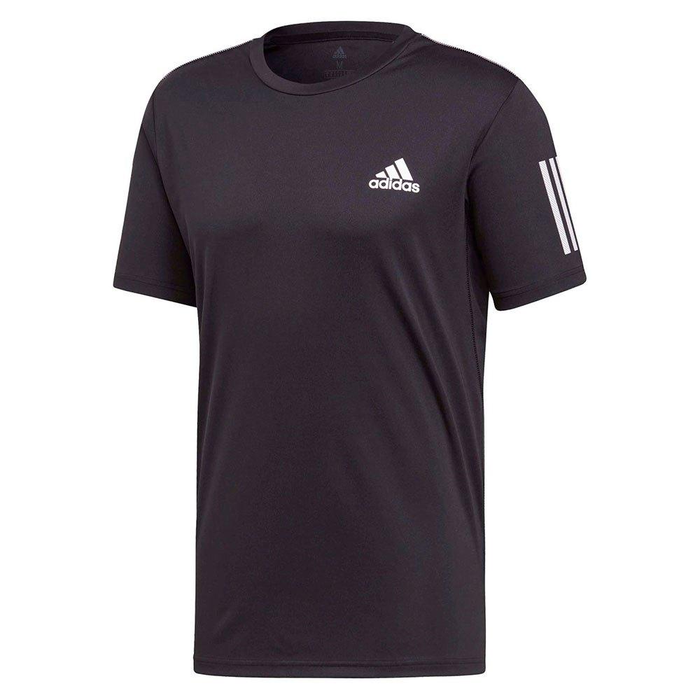 Adidas Club 3 Stripes S Black / White