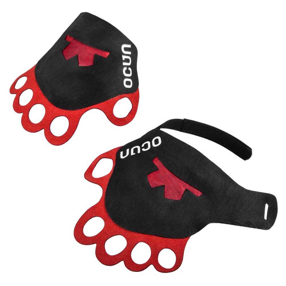 Ocun Crack Gloves Lite XS Red