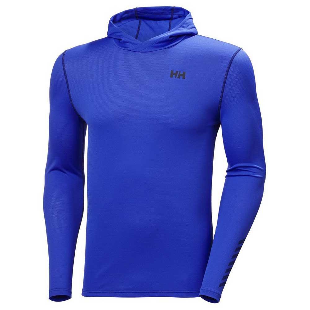 Helly Hansen Lifa Active Solen T-shirt Manche Longue XXL Royal Blue
