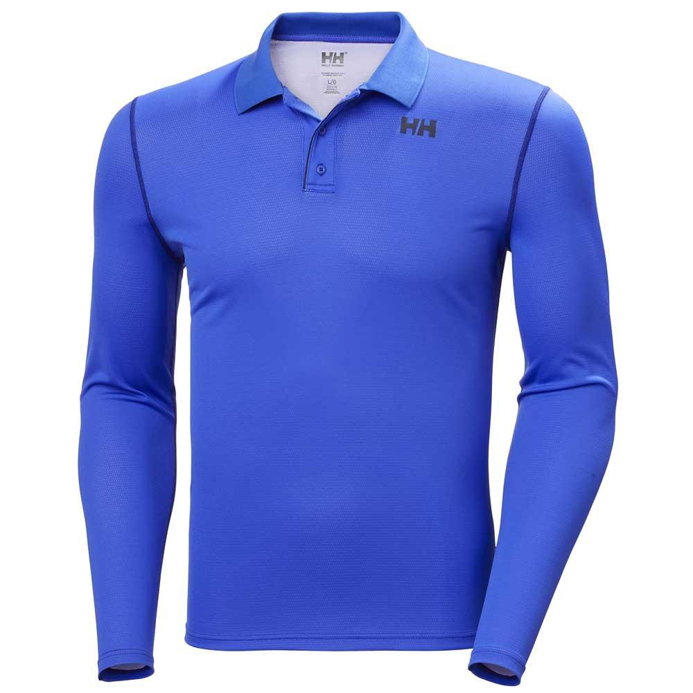 Helly Hansen Polo Manche Longue Lifa Active Solen XL Royal Blue