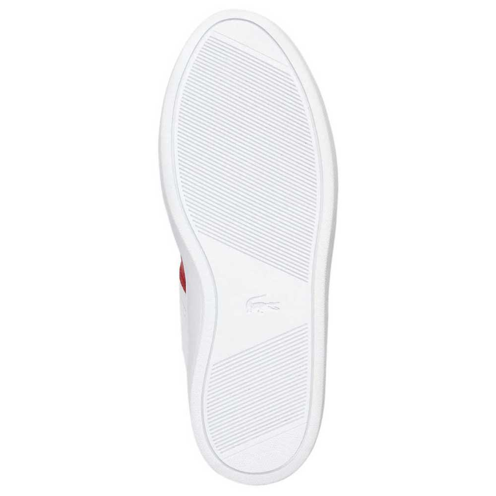 lacoste-courtline-leather-and-suede-eu-44-1-2-white-red