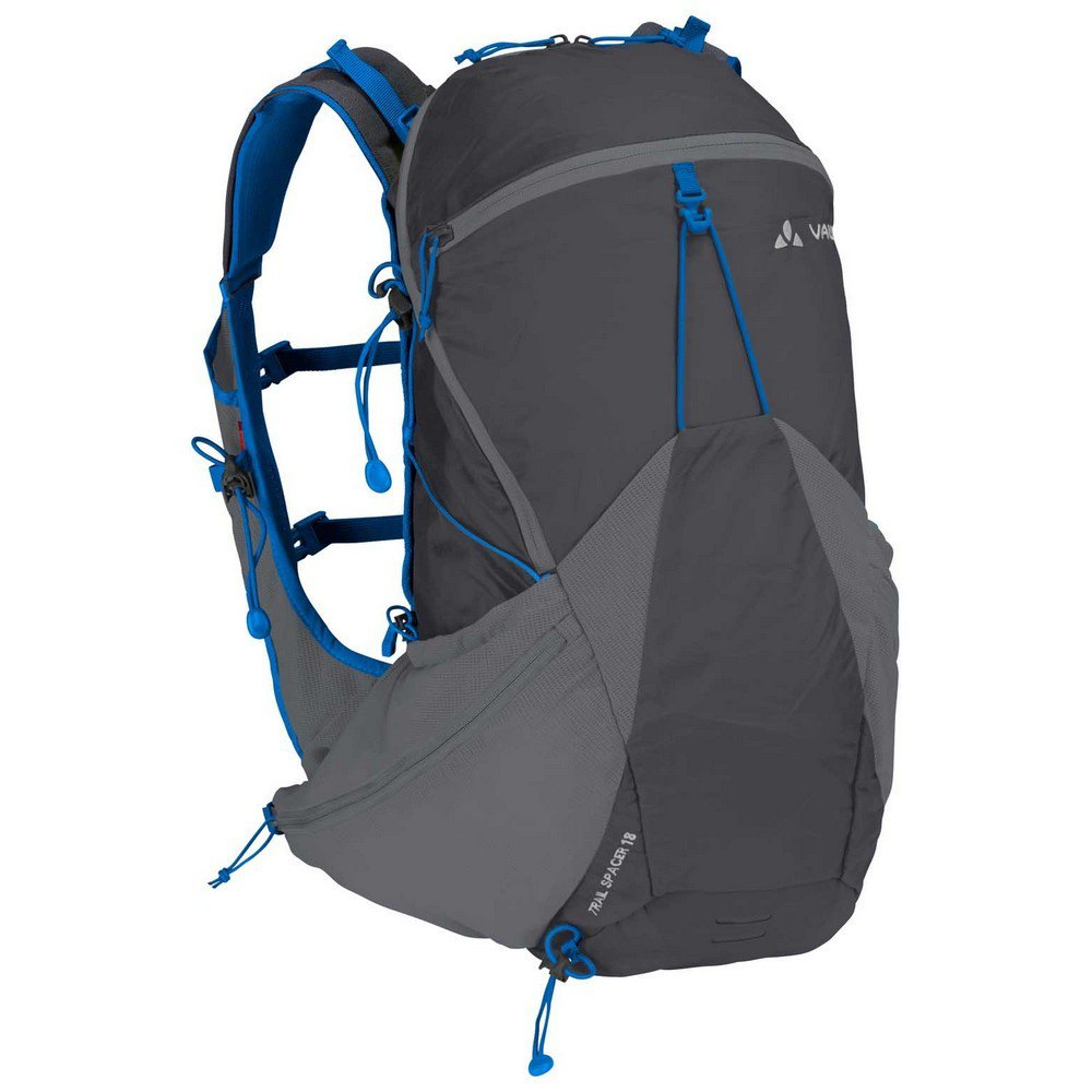 Vaude Sac À Dos Trail Spacer 18l One Size Iron