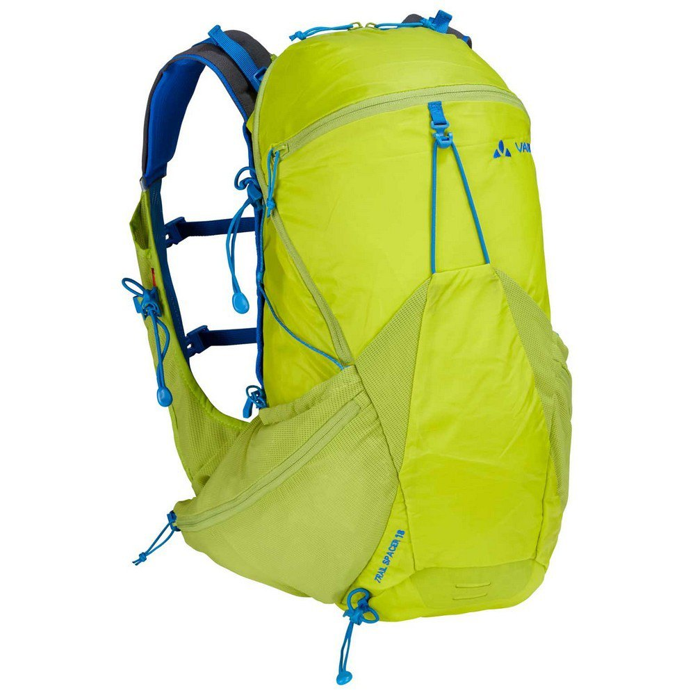 Vaude Sac À Dos Trail Spacer 18l One Size Bright Green