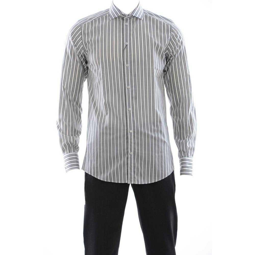Dolce & Gabbana 726448 Shirt 40 Black