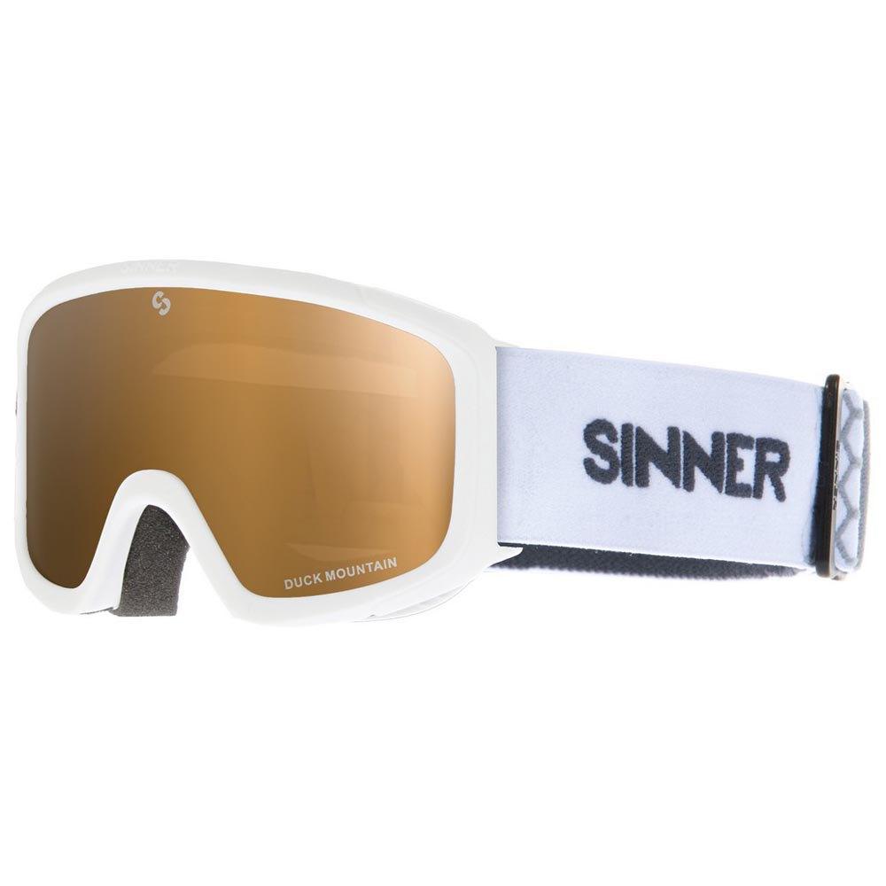 sinner-duck-mountain-double-gold-mirror-cat3-matte-white