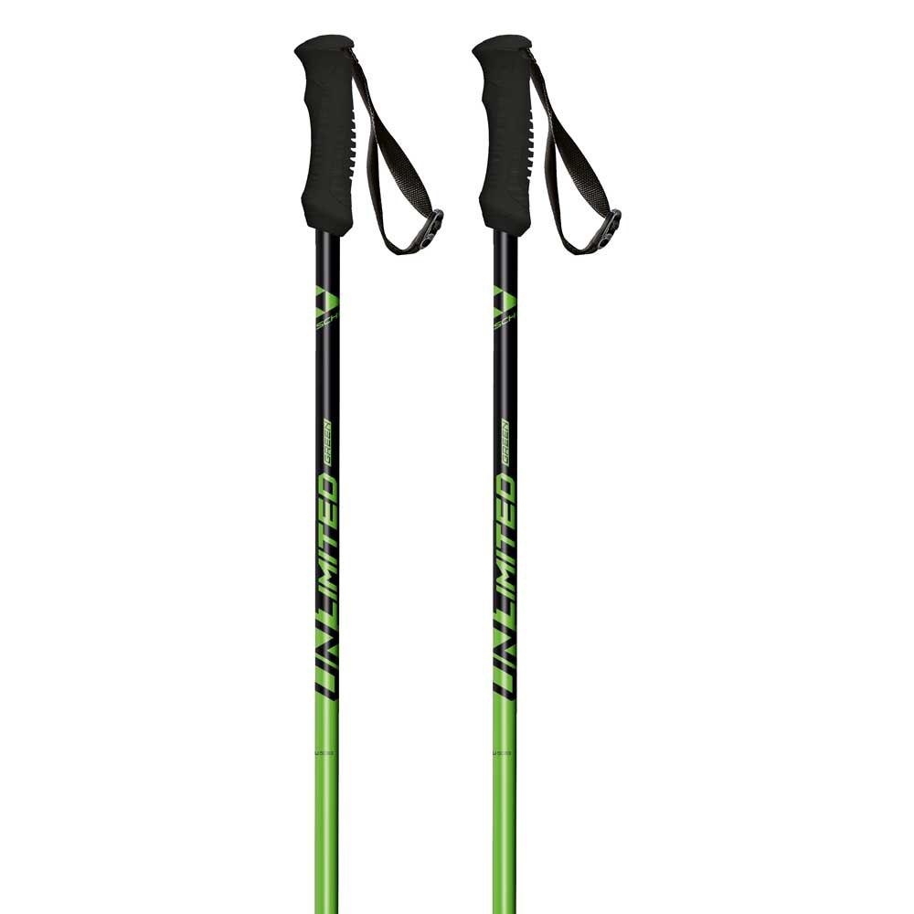 Fischer Unlimited 120 cm Green