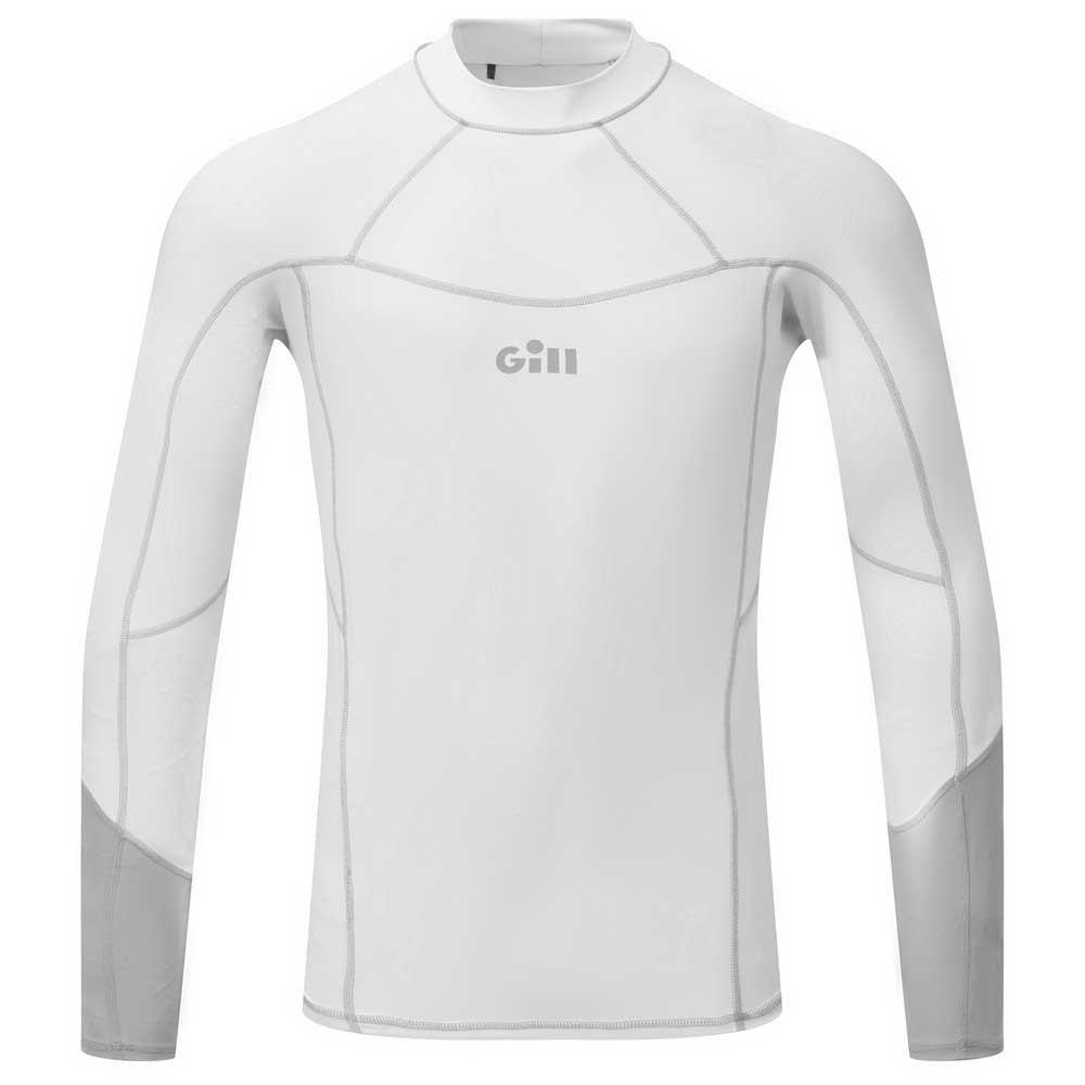gill-pro-rash-vest-xs-white
