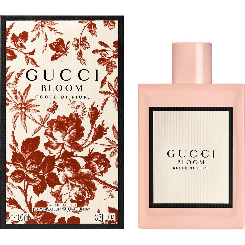 Gucci Bloom Gocce Di Fiori Vapo 100ml One Size - Perfumes femininos Bloom Gocce Di Fiori Vapo 100ml