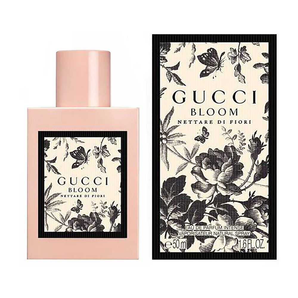 Gucci Bloom Nettare Di Fiori Vapo 50ml One Size - Perfumes femininos Bloom Nettare Di Fiori Vapo 50ml