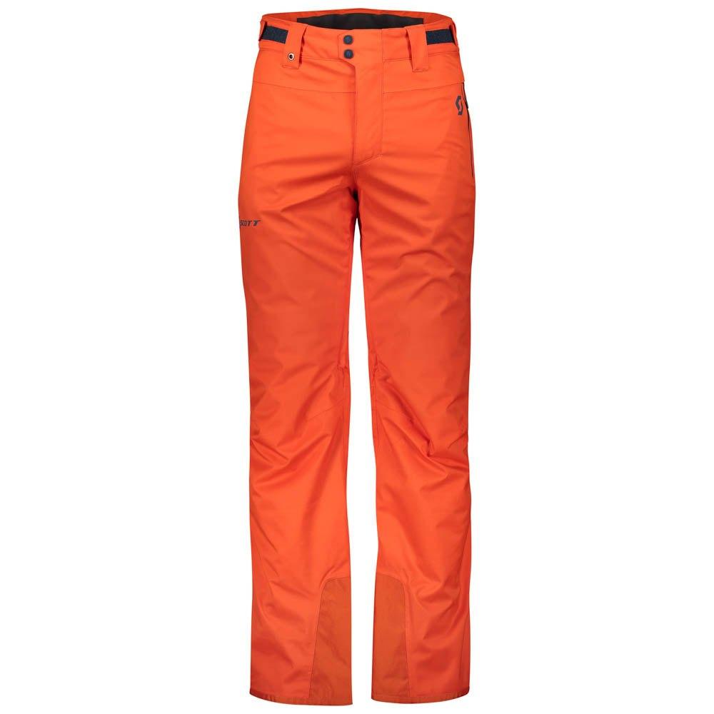 scott-ultimate-drx-xl-tangerine-orange