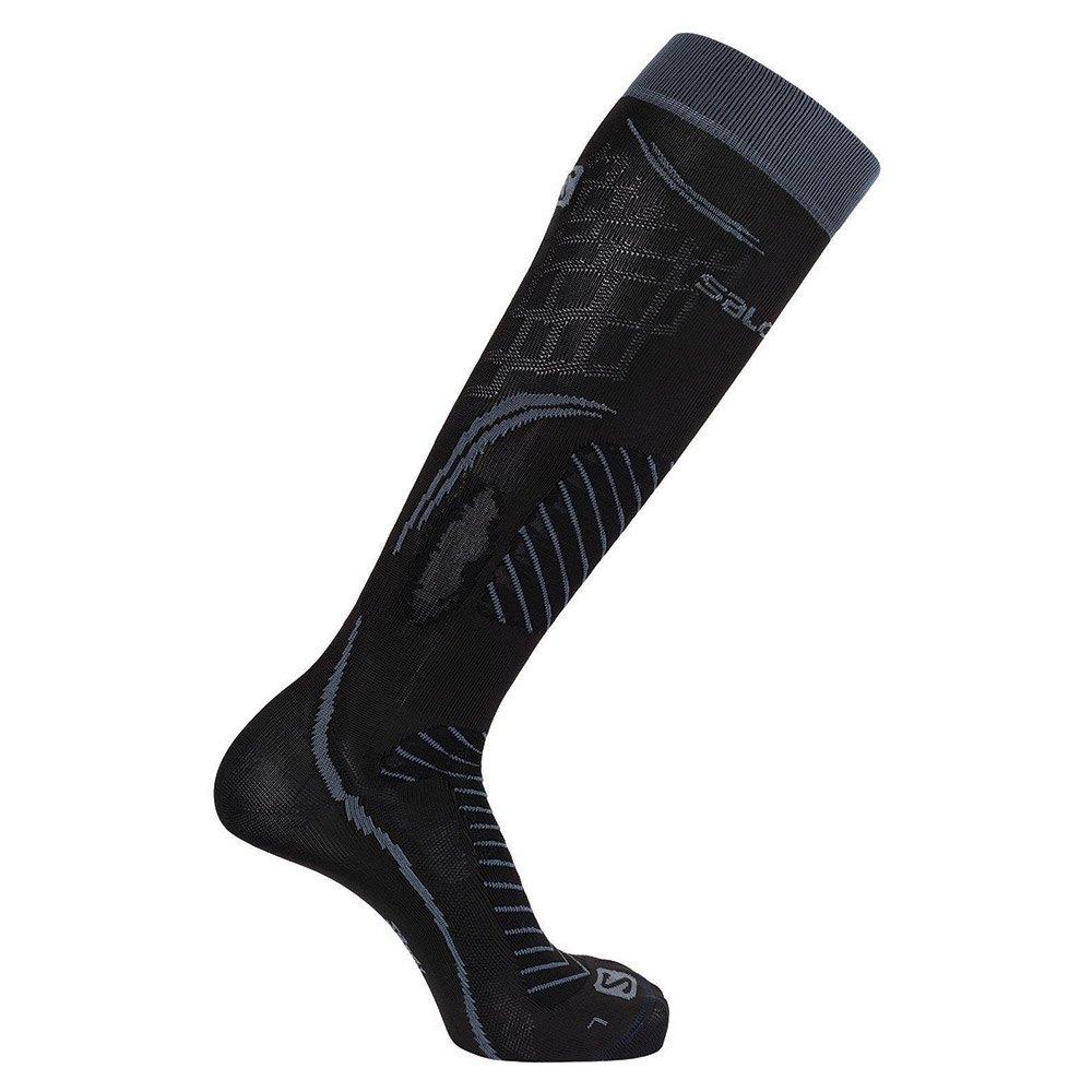 salomon-socks-x-pro-eu-36-38-black-ebony