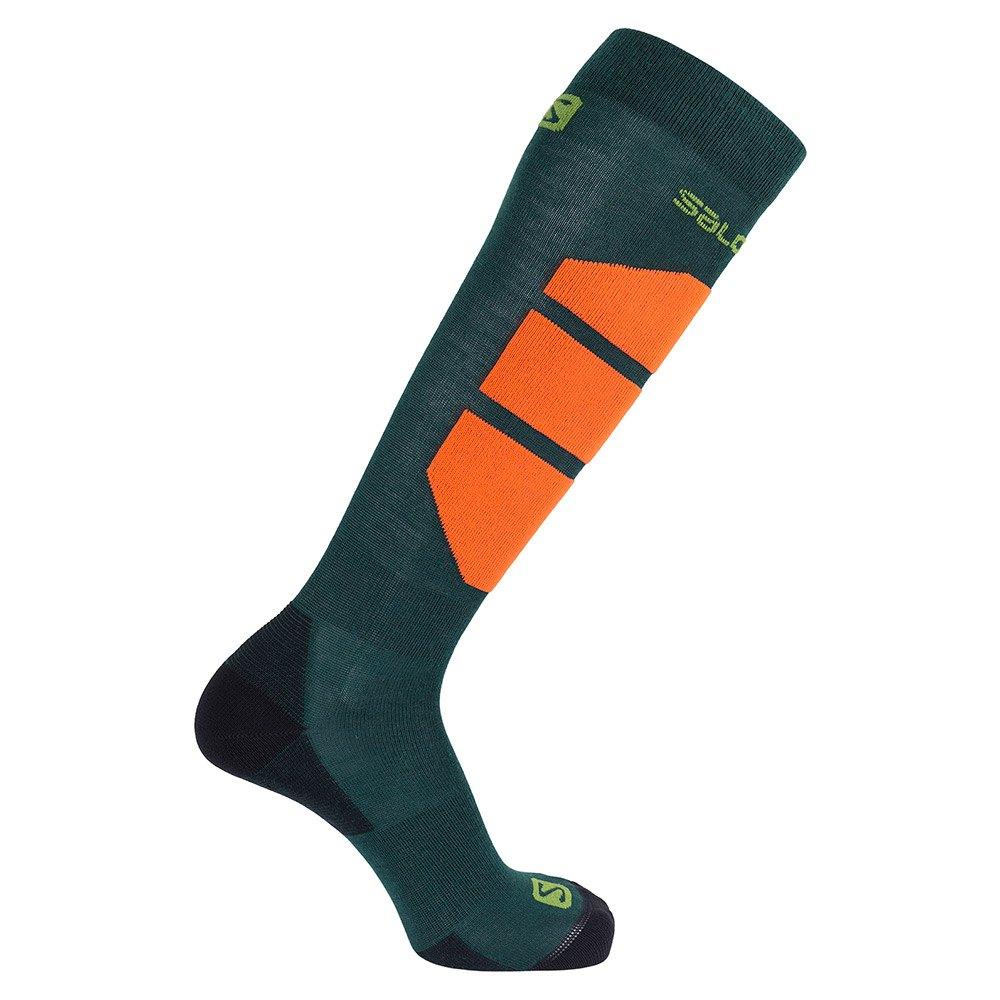 salomon-socks-comfort-eu-39-41-green-gables-valiant-popp