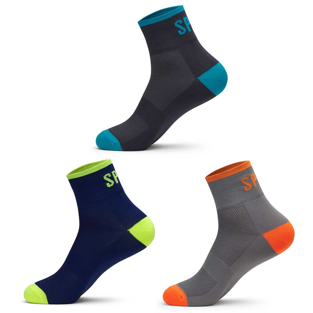 Spiuk Anatomic Medium Socks 3 Pairs