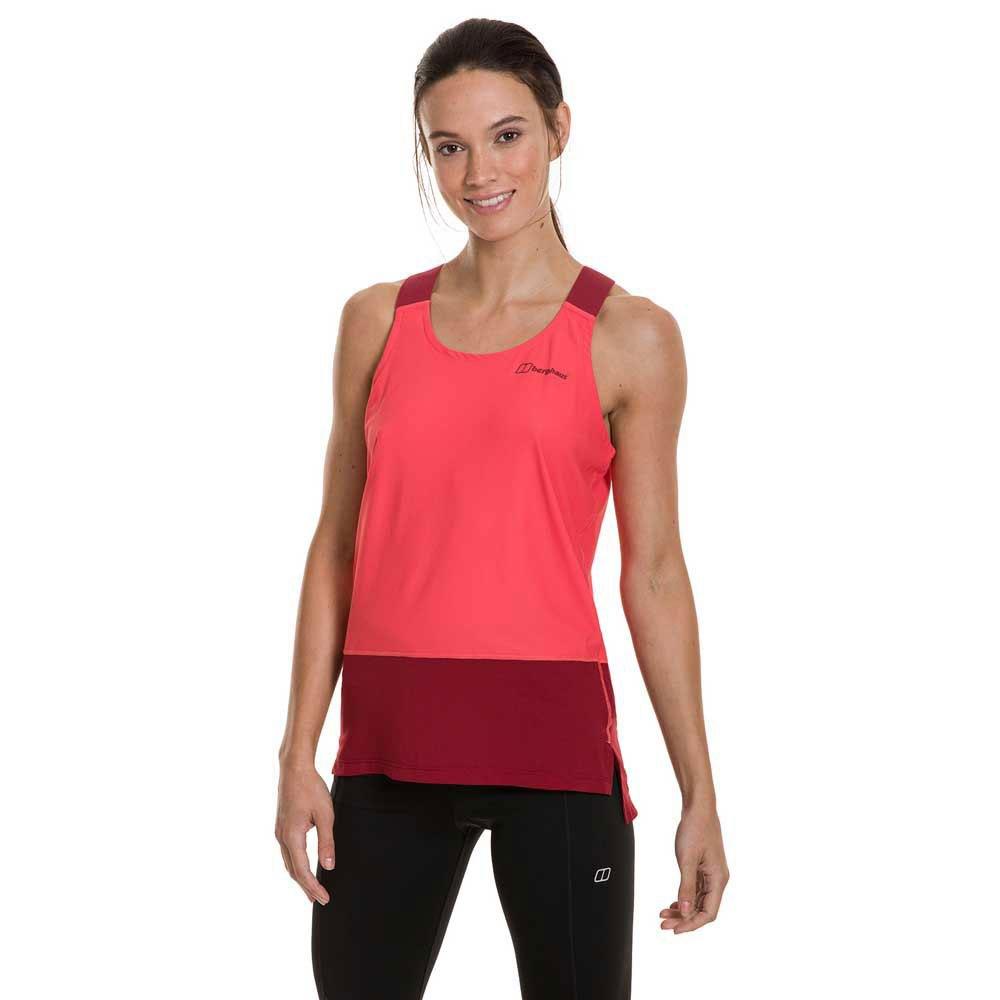 Berghaus-Nesna-Rose-T42566-T-Shirts-Femme-Rose-T-Shirts-Berghaus-montagne miniature 8