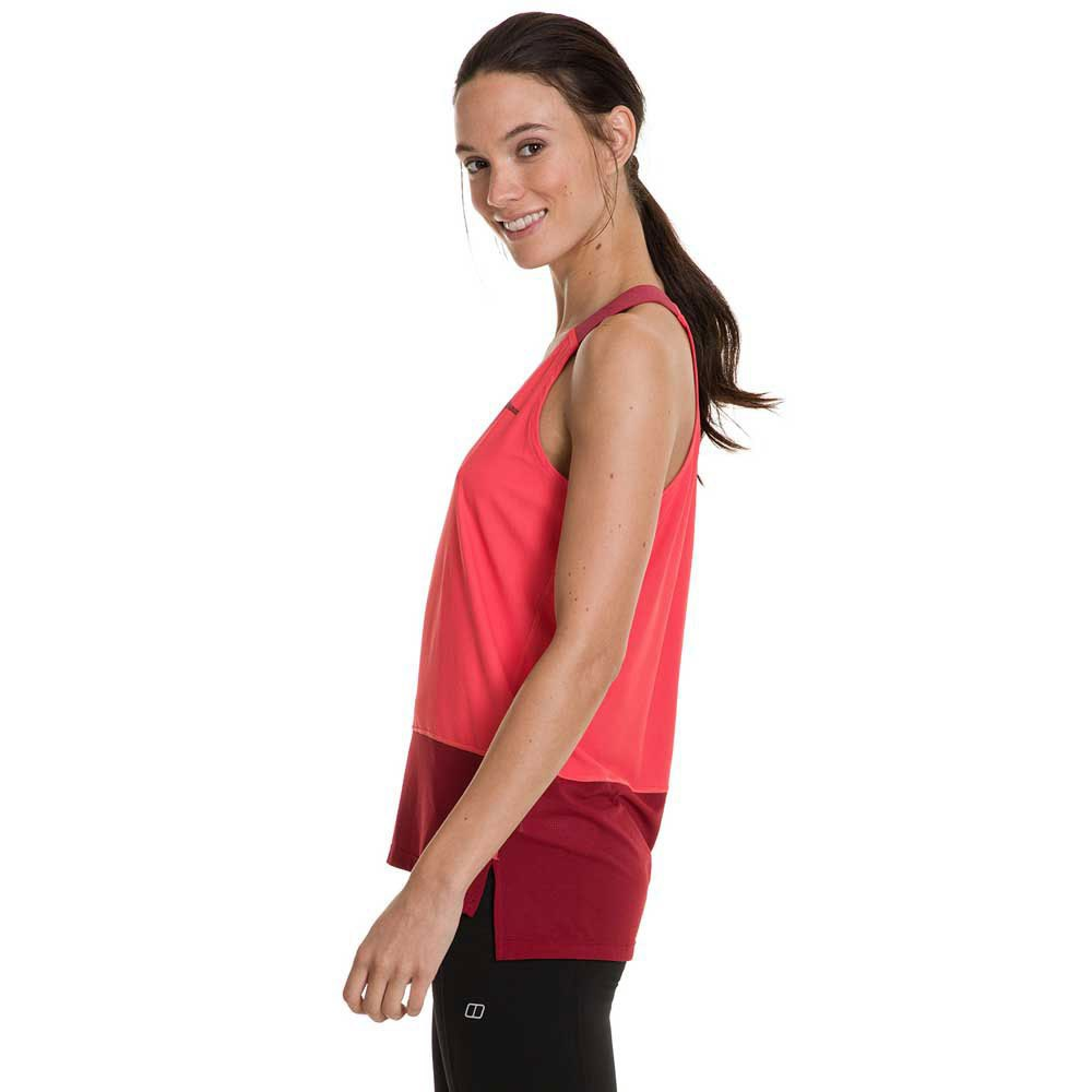 Berghaus-Nesna-Rose-T42566-T-Shirts-Femme-Rose-T-Shirts-Berghaus-montagne miniature 10