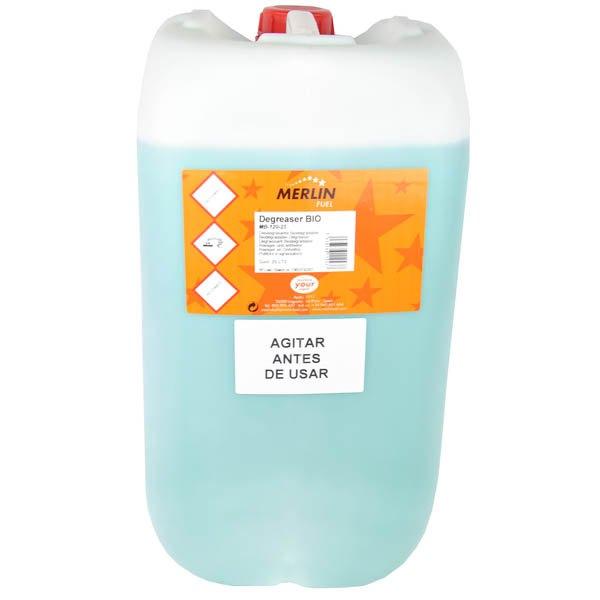 Lubricantes y limpiadores Bio Degreaser 25l