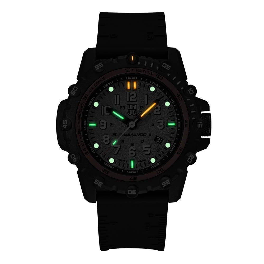 luminox-commando-frogman-3301-42-mm-grey-white-pu-black