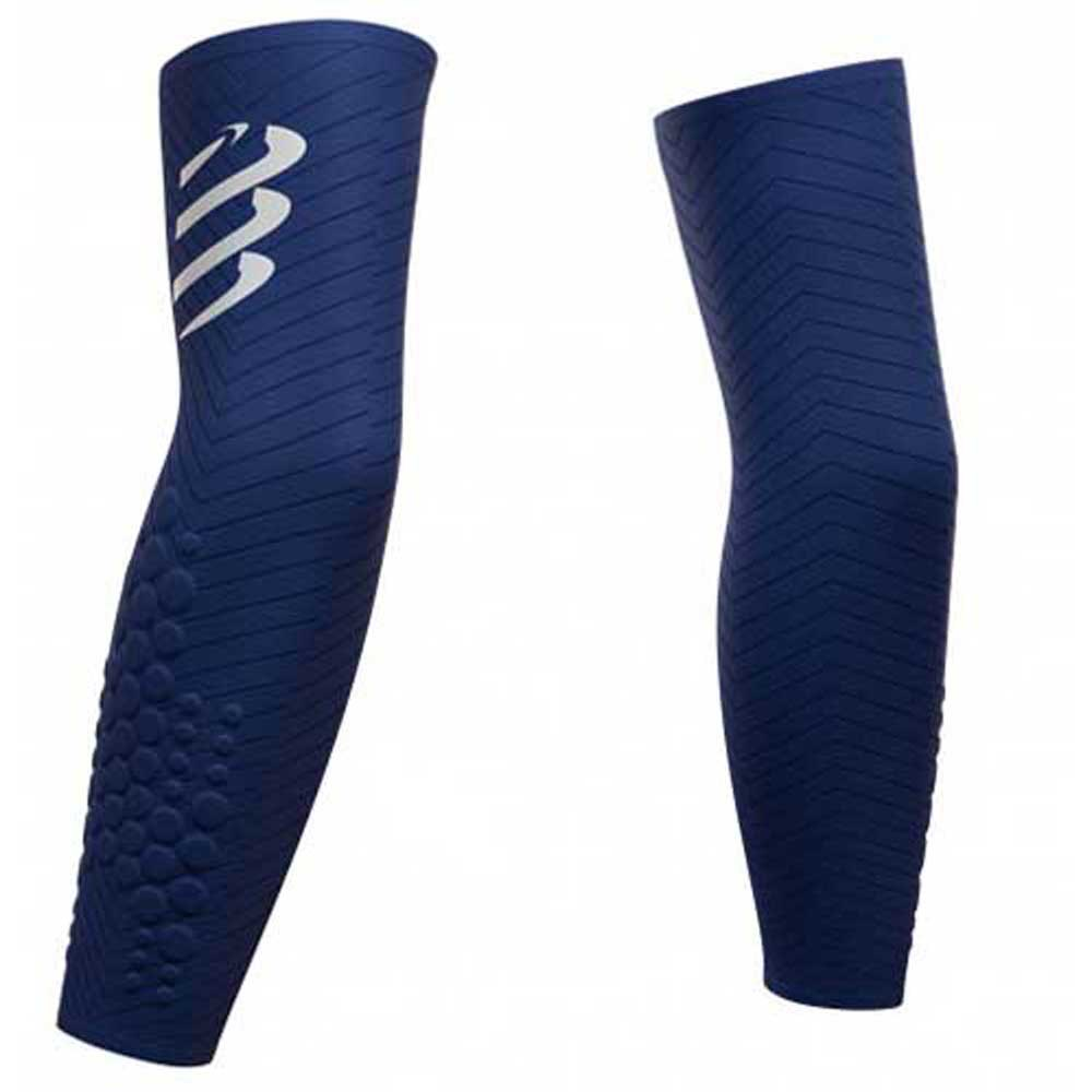 Compressport Arm Force Ultralight T3 Blue / Melange