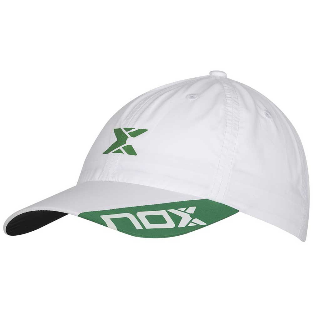 Nox Logo One Size White / Green