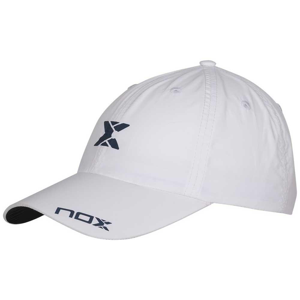 Nox Logo One Size White / Blue