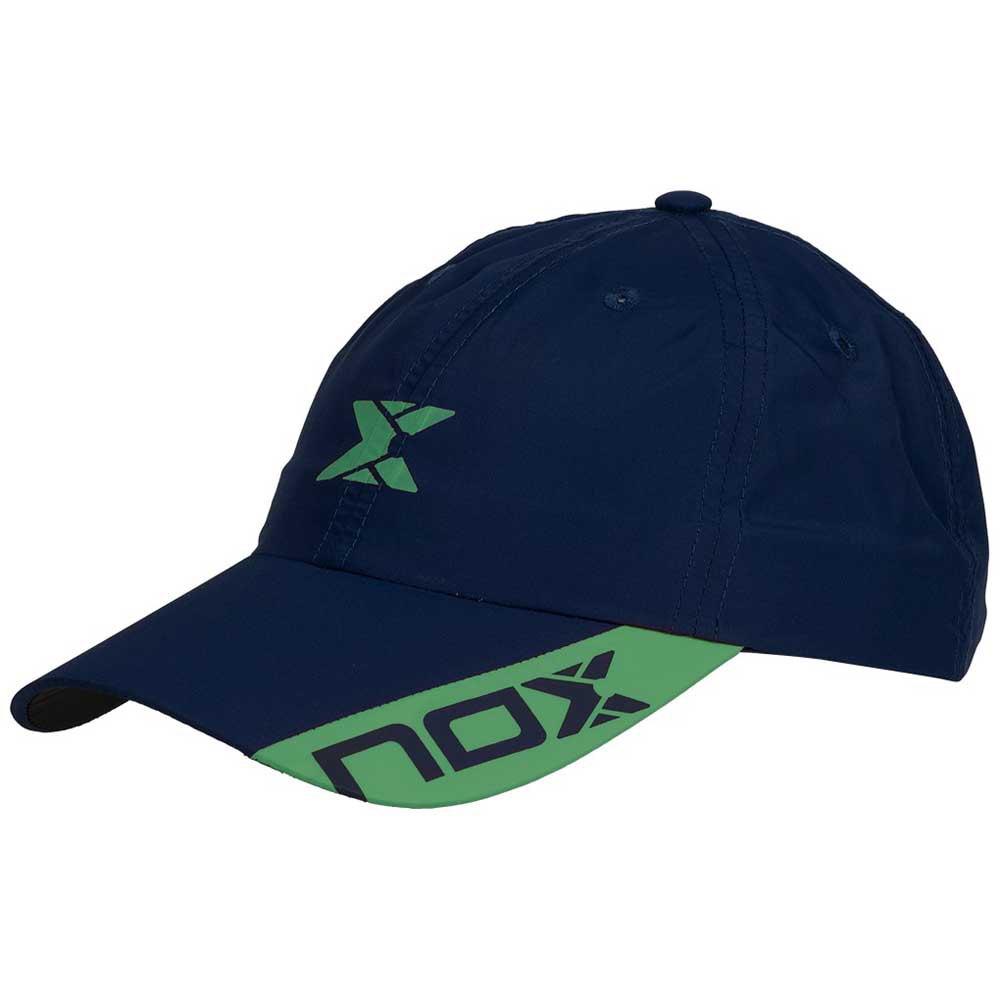 Nox Logo One Size Blue / Green