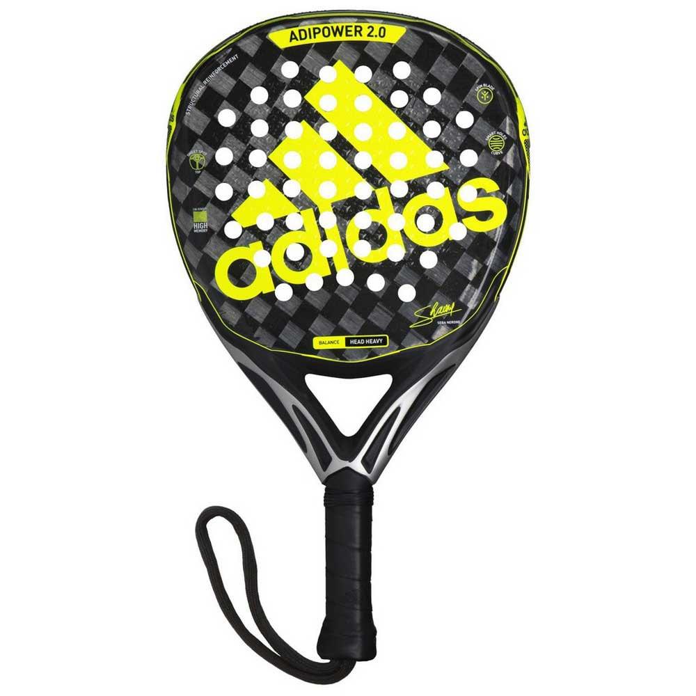 Adidas Padel Adipower 2.0 One Size Lime / Black / Grey