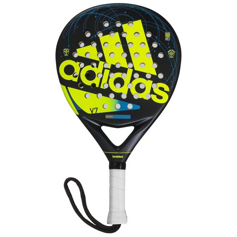 Adidas Padel V7 One Size Lime / Black