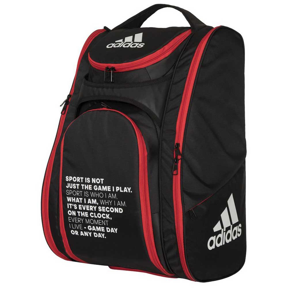 Adidas Padel Multigame 2.0 One Size Black / Red / White