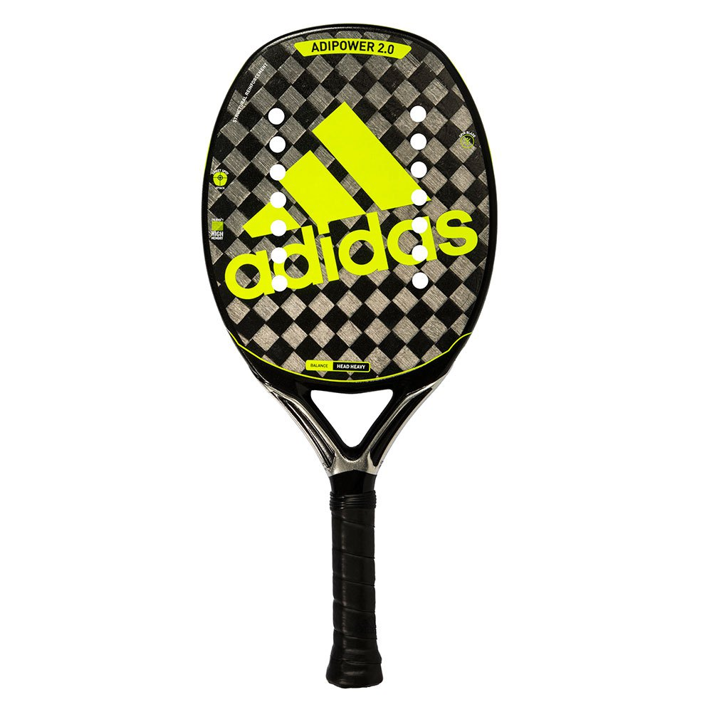 Adidas Padel Adipower 2.0 One Size Lime