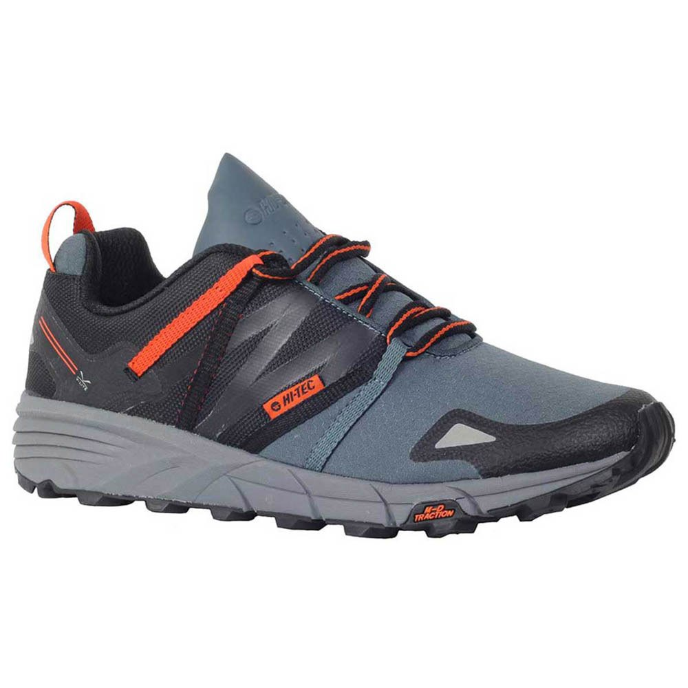 Hi-tec V-lite Ox-trail Racer Low EU 40 Dark Slate/Red Orange