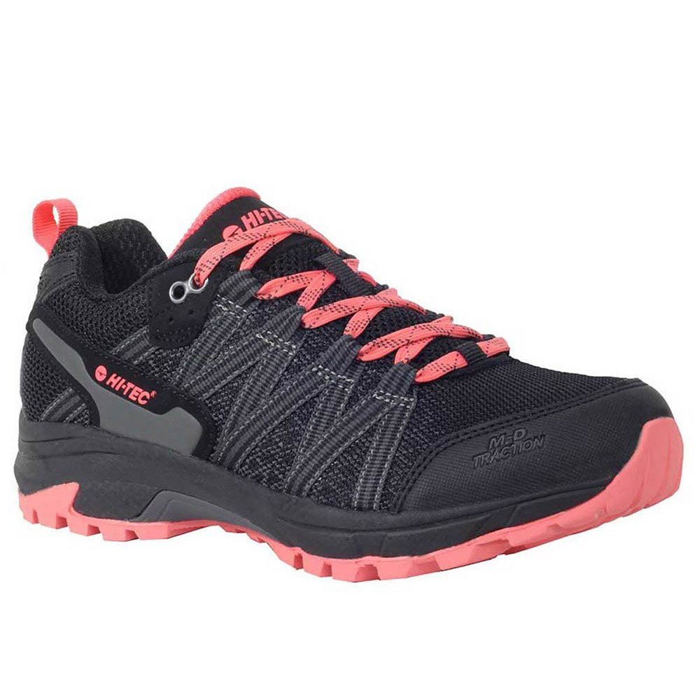 Hi-tec Serra Trail EU 36 Black/Georgia Peach