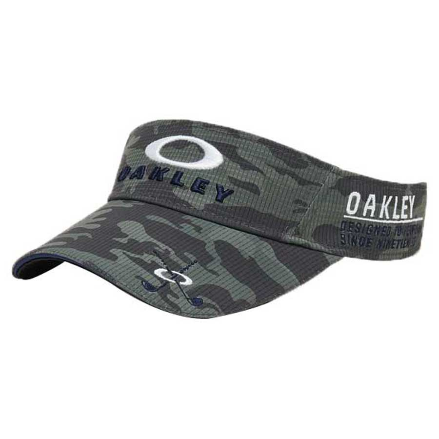 Oakley Apparel Golf Visor One Size Core Camo