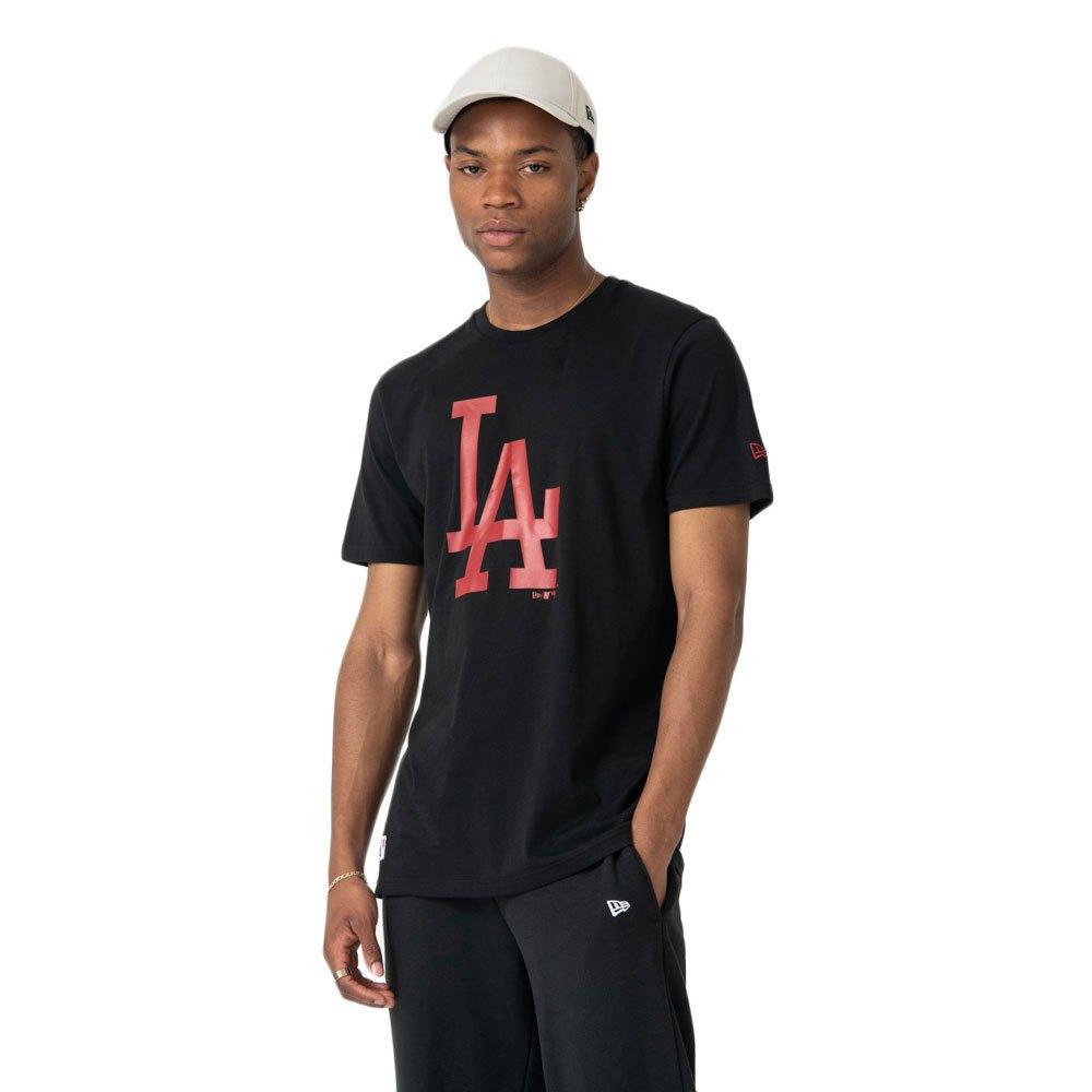 New Era Mlb Seasonal Team Logo Los Angeles Dodgers L Black