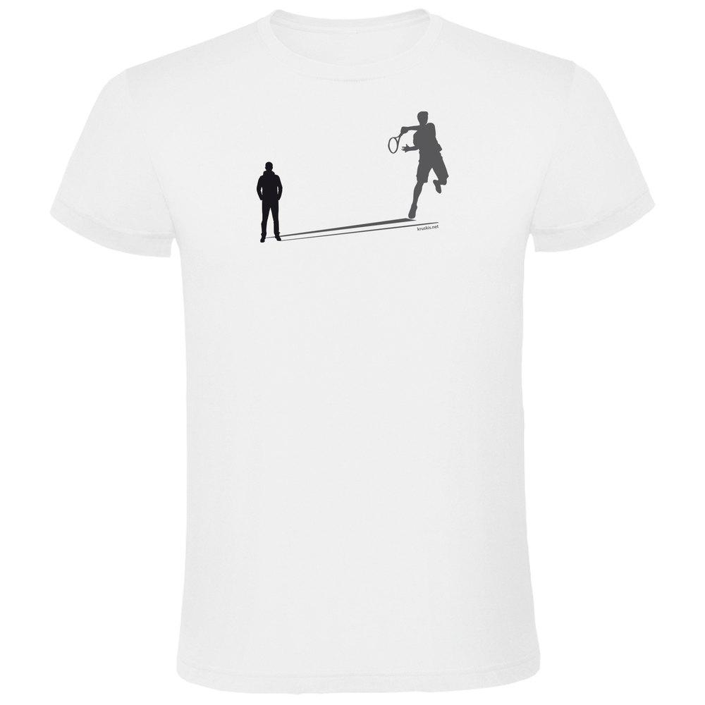 Kruskis Tennis Shadow XXXL White
