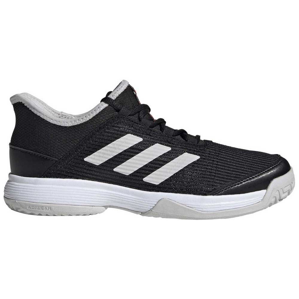 Adidas Adizero Club Kid EU 28 1/2 Core Black / Ftwr White / Grey One