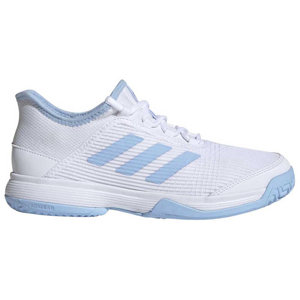 Adidas Adizero Club Kid EU 38 Ftwr White / Bright Blue