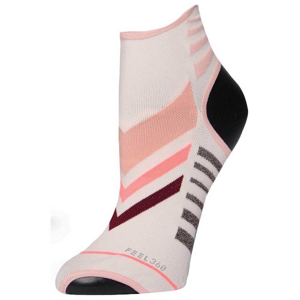 Stance Chaussettes Shavasana EU 38-42 Pink
