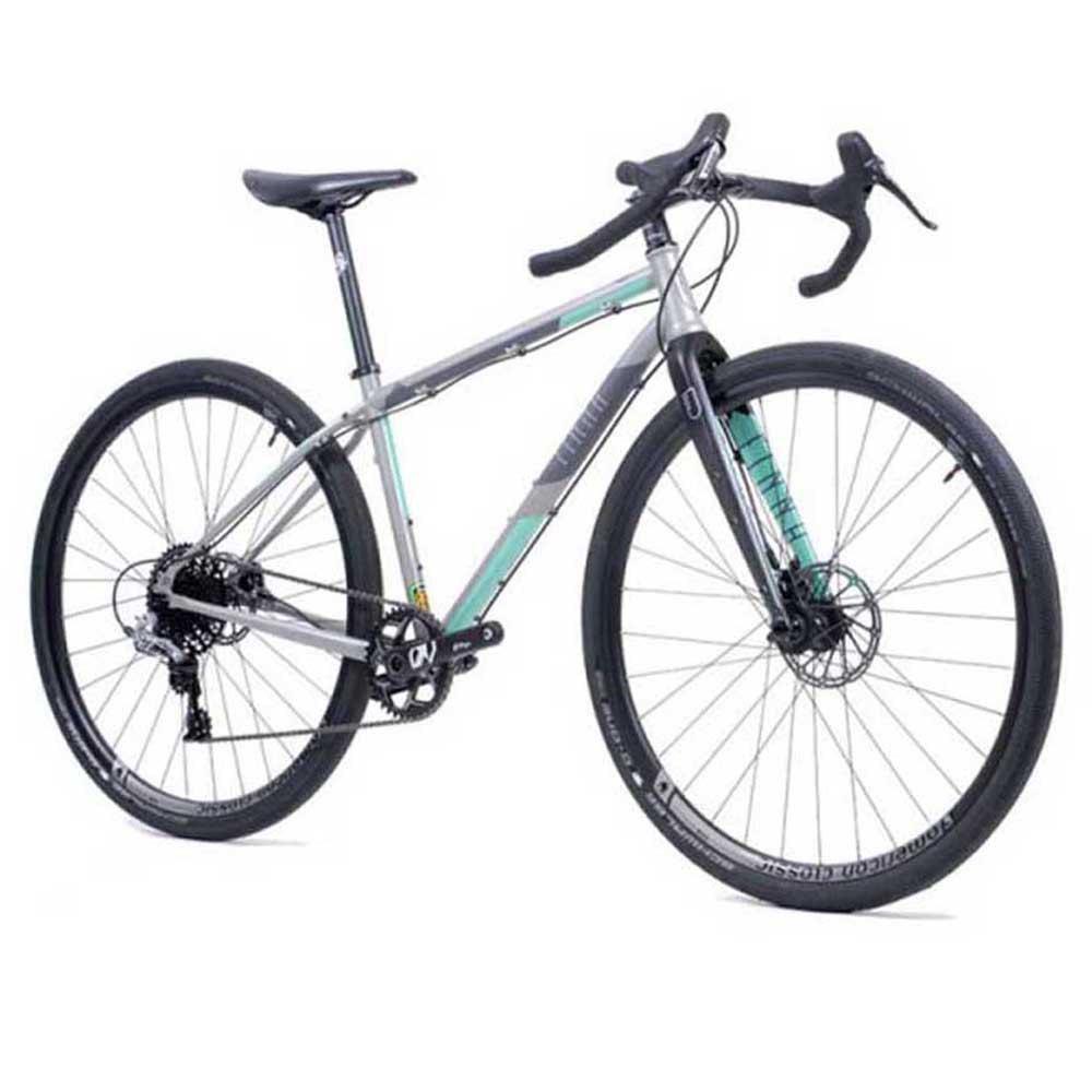 Bicicletas Gravel Explorer Steel Sram Axs X01