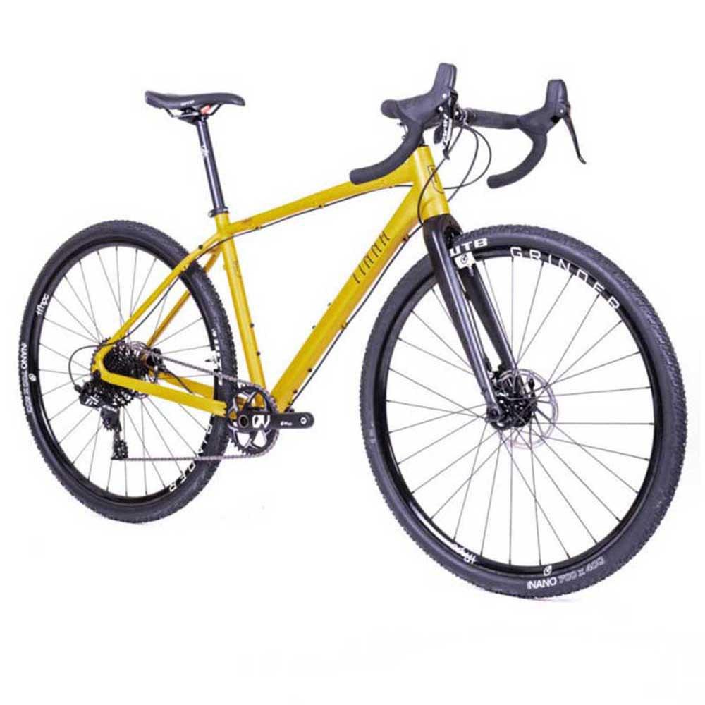 Bicicletas Gravel Landscape Aluminium Rival 22