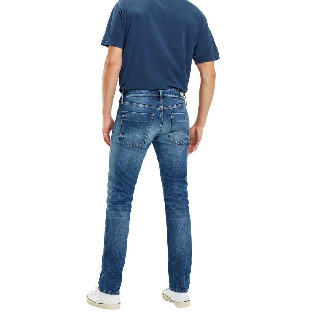 Tommy Hilfiger Scanton Slim Fit 29 Atlanta Mid Blue Com