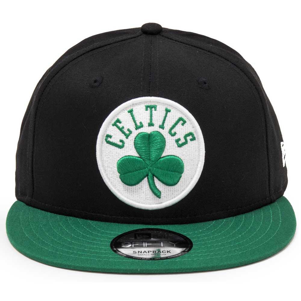 New Era Nba 9fifty Nos 950 Boston Celtics S-M Black / Oficial Team Colour