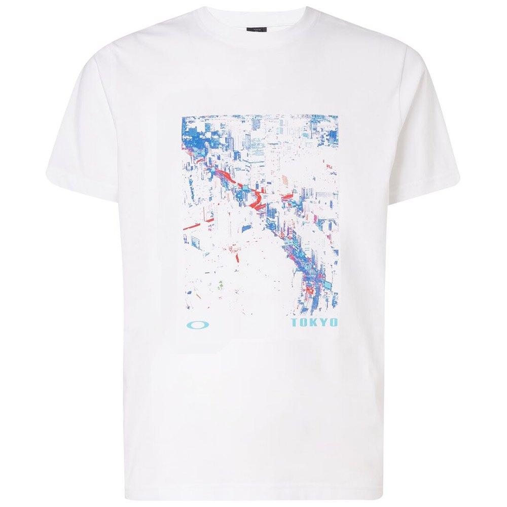 Oakley Apparel City XL White