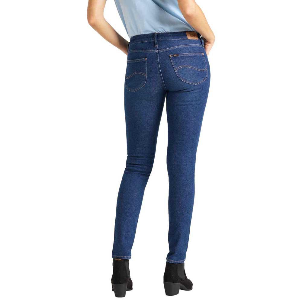 Lee-Scarlett-Multicolore-T92114-Pantaloni-Donna-Multicolore-Pantaloni-Lee miniatura 7