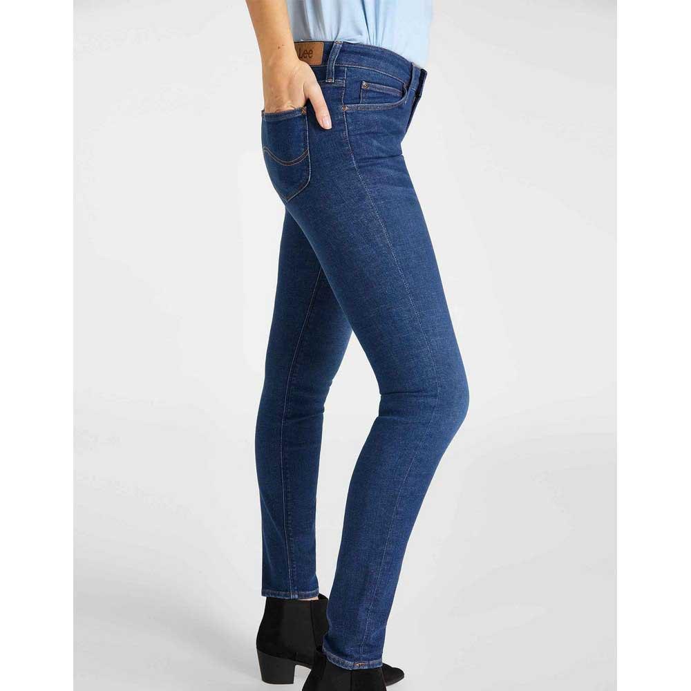 Lee-Scarlett-Multicolore-T92114-Pantaloni-Donna-Multicolore-Pantaloni-Lee miniatura 9
