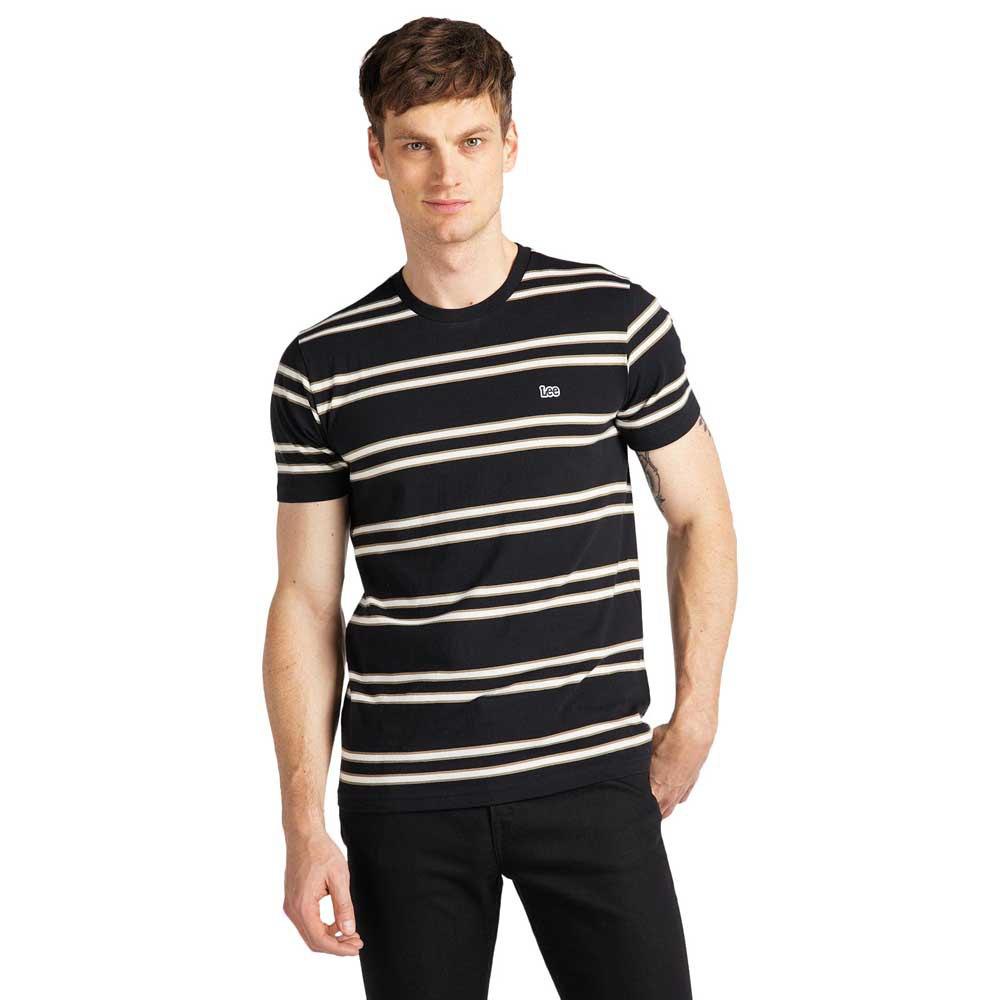 Lee Basic Stripe M Black