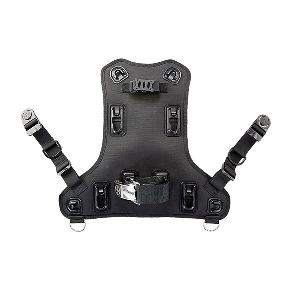Aqualung Rogue Back Assembly Black Einzelteile Rogue Back Assembly