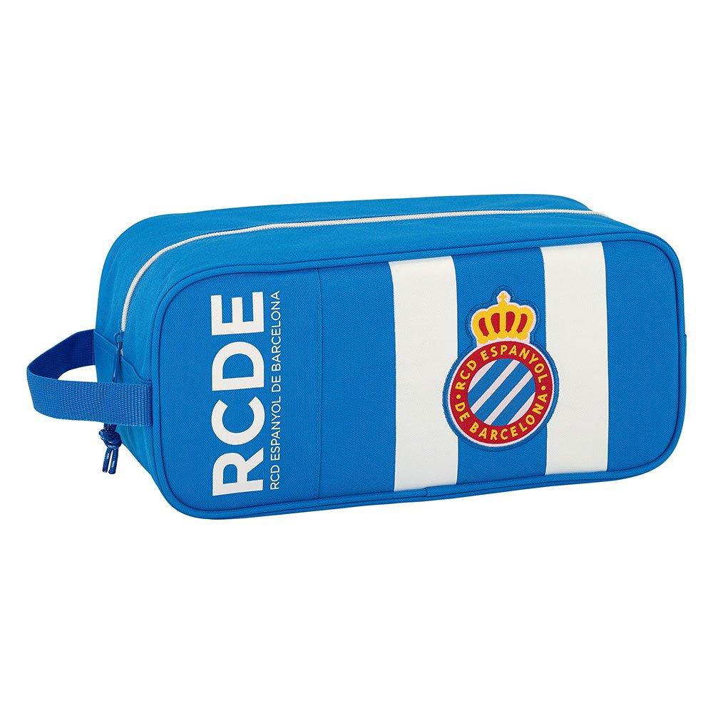 Safta Rcd Espanyol 7.1l One Size White / Blue