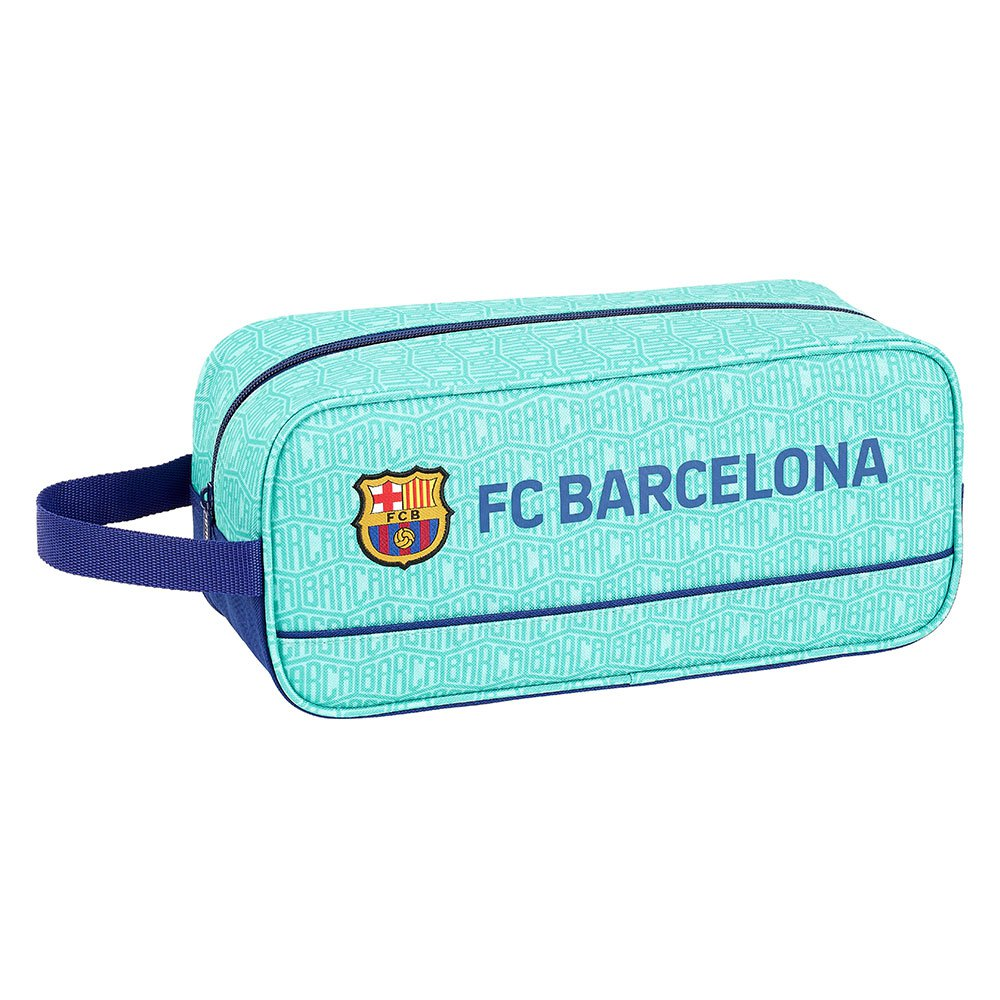 Safta Fc Barcelona Third 19/20 7.1l One Size Turquoise