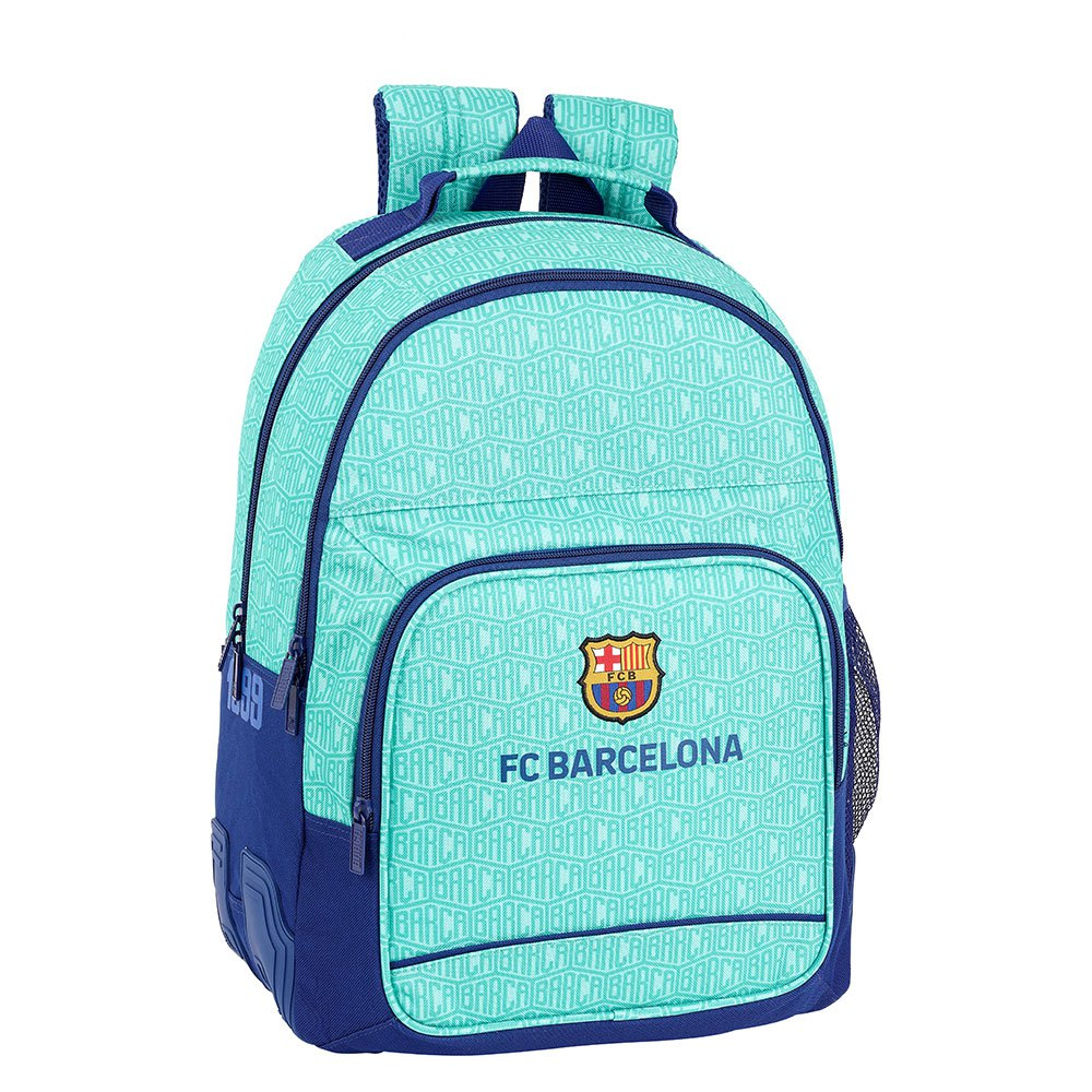 Safta Fc Barcelona Third 19/20 Double 20.2l One Size Turquoise